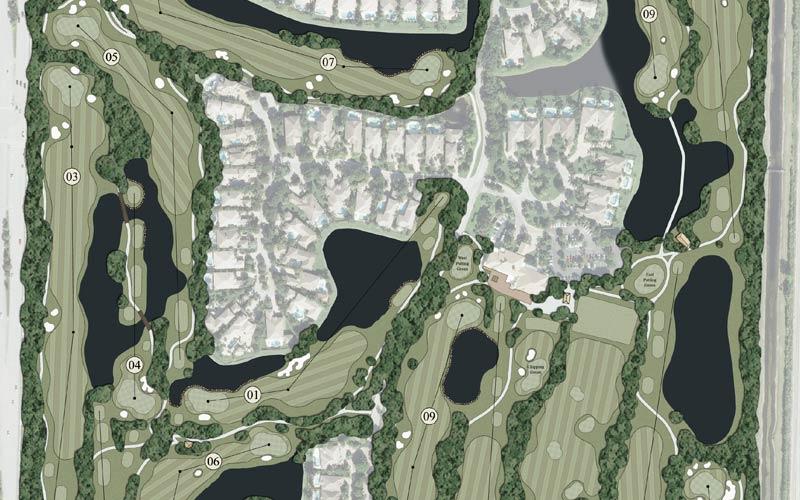 Admirals Cove Golf Village